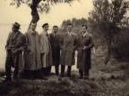 Gita tra colleghi all'oliveto di Catullo sul lago di Garda.