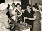 Cucina della colonia marina F. Ratti di Desio.