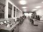 Sala prove del laboratorio centrale dello stabilimento.