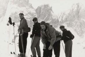 In montagna con il Cral aziendale.