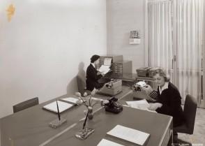 Ufficio regionale dell'azienda.