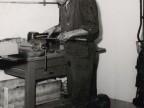 Guido Castelli al laboratorio centrale.
