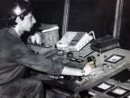 Control pulpit. Mid 1980s