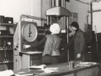 Mechanical laboratory. 1985