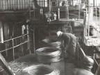 Legarea colacilor la Laminorul de Sarma. 1988