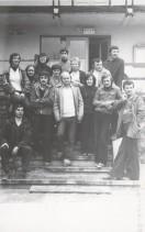 Circolo turistico degli impiegati ITZ. Prima metà anni '80