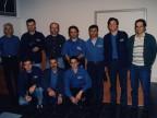 Graziano Carnevali e il gruppo di miglioramento OCTG