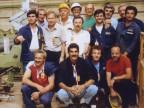 Severo Ravasio e il team Dalmine nel tubificio russo