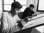 Scuola siderurgica. 1966