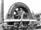 Generatore elettrico Metropolitan Vickers. 1947