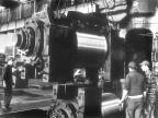Reparto di laminazione, cilindro tandem. Anni '50
