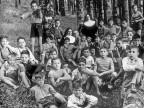 Colonia montana La Magona d'Italia a Vallombrosa. 1949