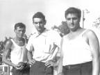 Giocatori di bocce. 1962
