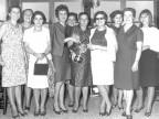 Premiazione al circolo. 1962