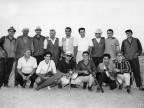 Premiazione gara di tiro. Anni '60