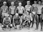 Gara di pallanuoto. Anni '60