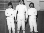 Schermidori. Anni '70