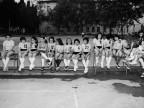 Corso di basket. Anni '70