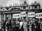 Dipendenti in visita da Papa Giovanni XXIII. 1960