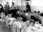 Apertura anno scolastico. 1962