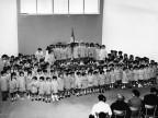 Primo giorno d'asilo. 1966