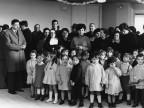 Regali della Befana ai figli dei dipendenti. 1967