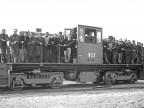 Partecipanti al corso locomotoristi. 1962