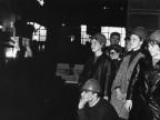 Studenti della scuola IPC di Piombino in visita. 1964
