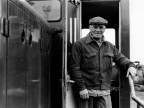 Reparto movimento ferroviario. 1968