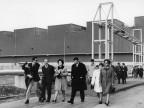 Presidi e professori in visita. 1965
