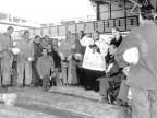 Inaugurazione dell'altoforno 1. 1966