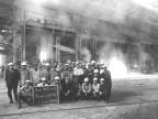Operai dell'acciaieria. 1968