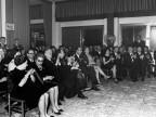 Il Rotary Club consegna medaglie e diplomi all'Italsider. 1968