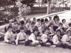 Bambini alla colonia estiva in Val di Non