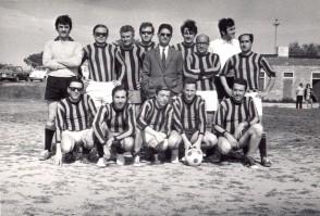 Squadra di calcio.