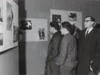 Inaugurazione della mostra fotografica.