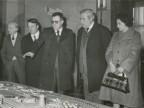 Ambasciatore rumeno in visita al Palazzo della direzione.